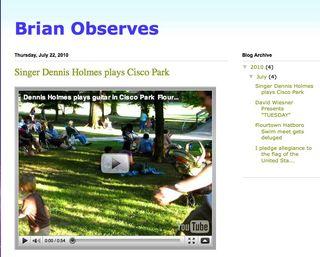 Brianobserves