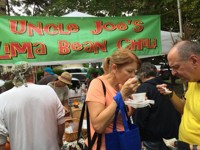 Uncle joe lima bean