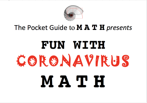 PGM CM background fun with corona virus math
