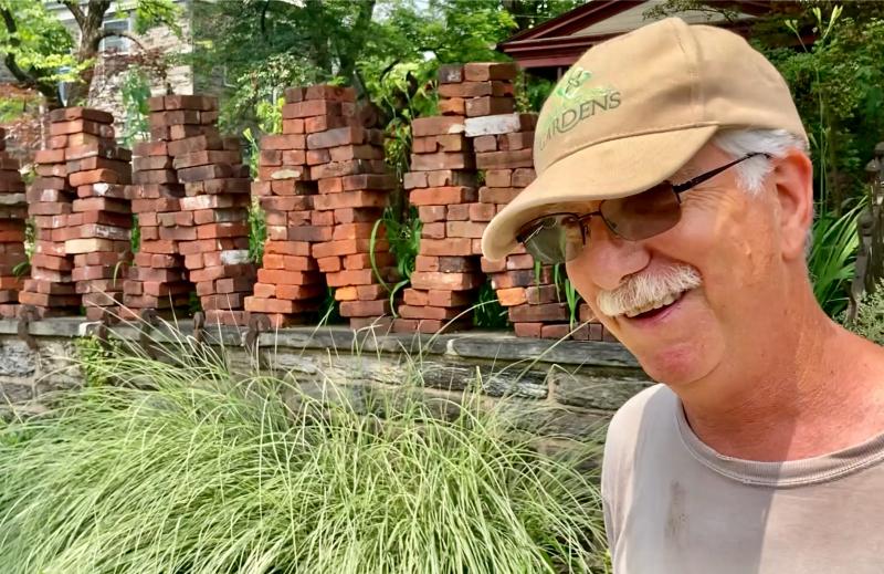 Adam brick man maker - 1